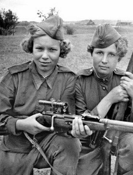 Секс в великую отечественную войну