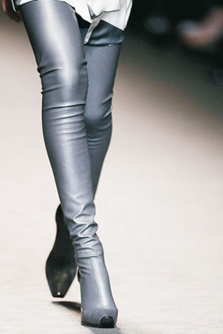 Фото модные сапоги 2