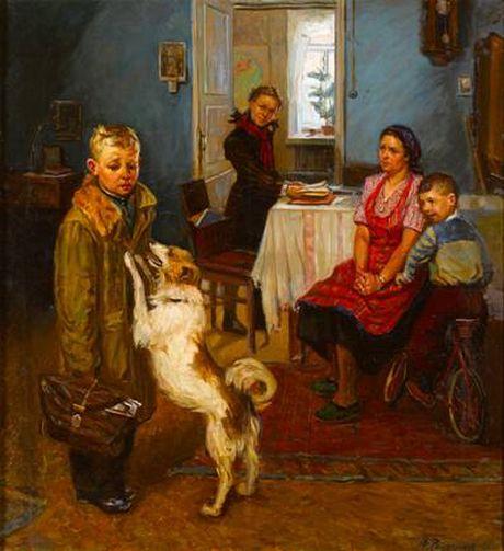 Государственной Третьяковской Галерее Фото Картин Скачать